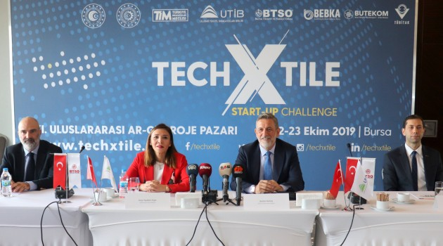 Techxtile Start-up Challenge 22-23 Ekim'de Bursa'da…
