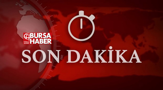 Bursa'da demokrasi defilesi